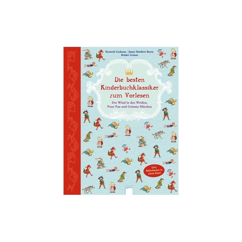 Buch: Die besten Kinderbuchklassiker zum Vorlesen