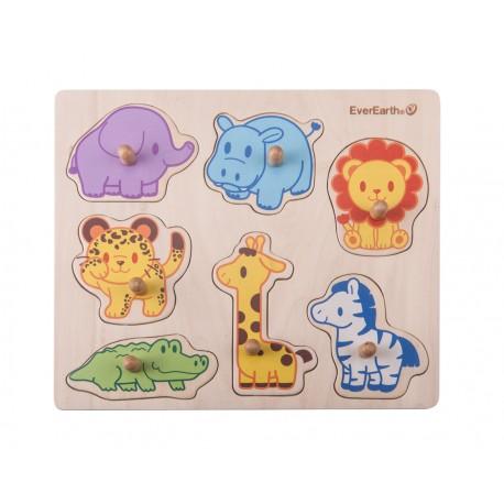 Safari Puzzle