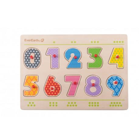 Nummern Puzzle