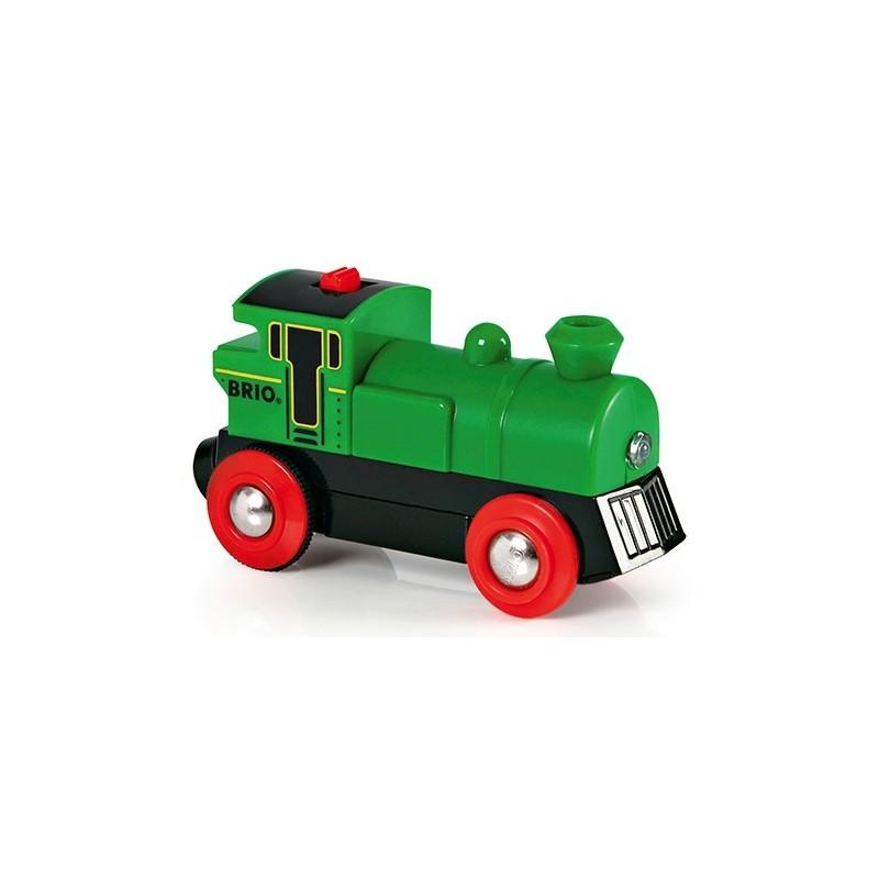 BRIO - Speedy Green Batterielok