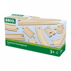 BRIO - Kleines Schienensortiment
