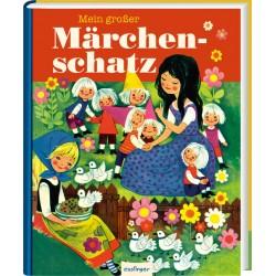 Buch: Mein großer Märchenschatz