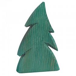 Holzfigur: Tanne klein