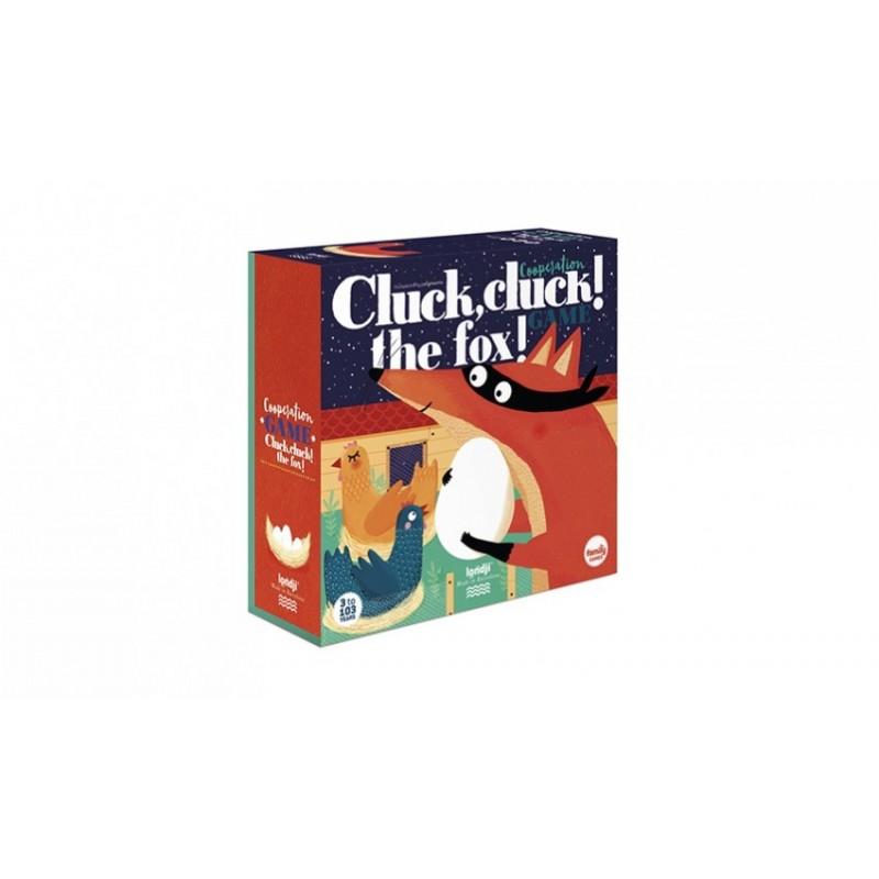 Spiel: Cluck, cluck! The fox!