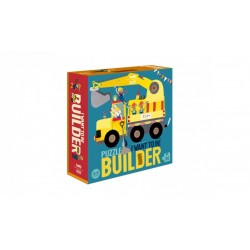 "Puzzle ""I want to be builder"""