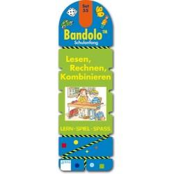Bandolo - Lesen, Rechnen, Kombinieren