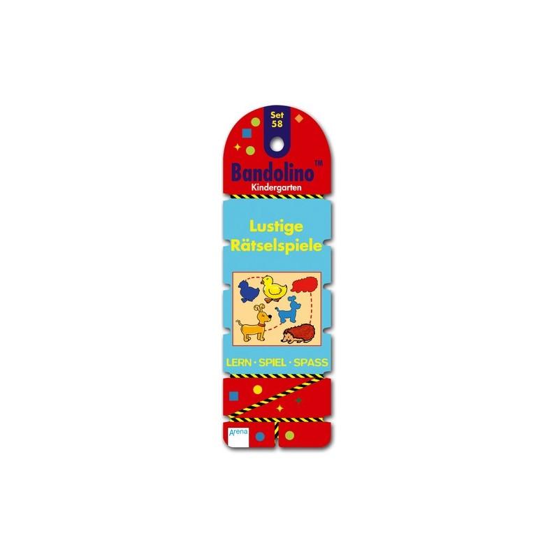 Bandolino - Lustige Rätselspiele
