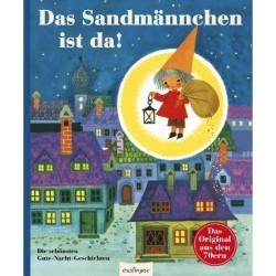 Buch: Das Sandmännchen ist da!