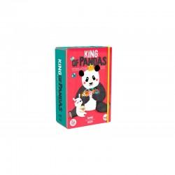 King of Pandas Memory&Action Game
