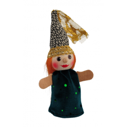 Finderpuppe: Burgfräulein Fipu