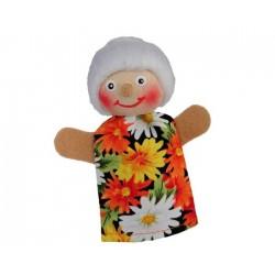 Fingerpuppe - Oma