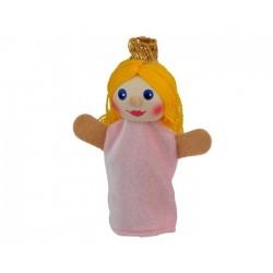 Fingerpuppe - Prinzessin