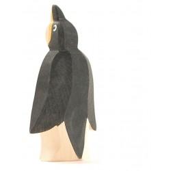 Pinguin von vorne