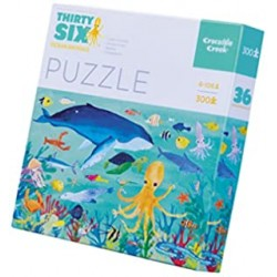 Puzzle Meerestiere
