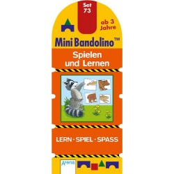 Mini Bandolino - Spielen und Lernen