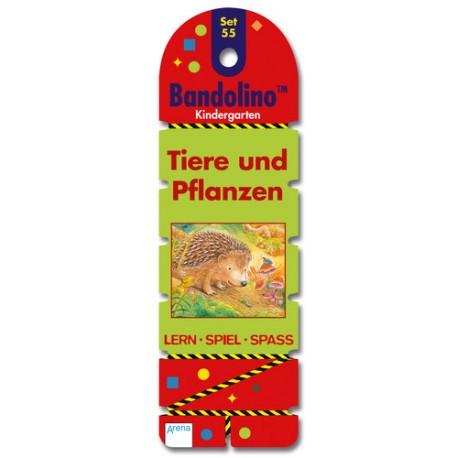 Bandolino - Tiere und Planzen