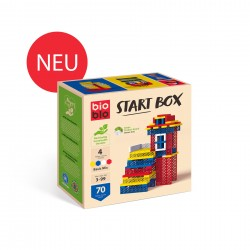 BIOBLO Bausteine Start Box