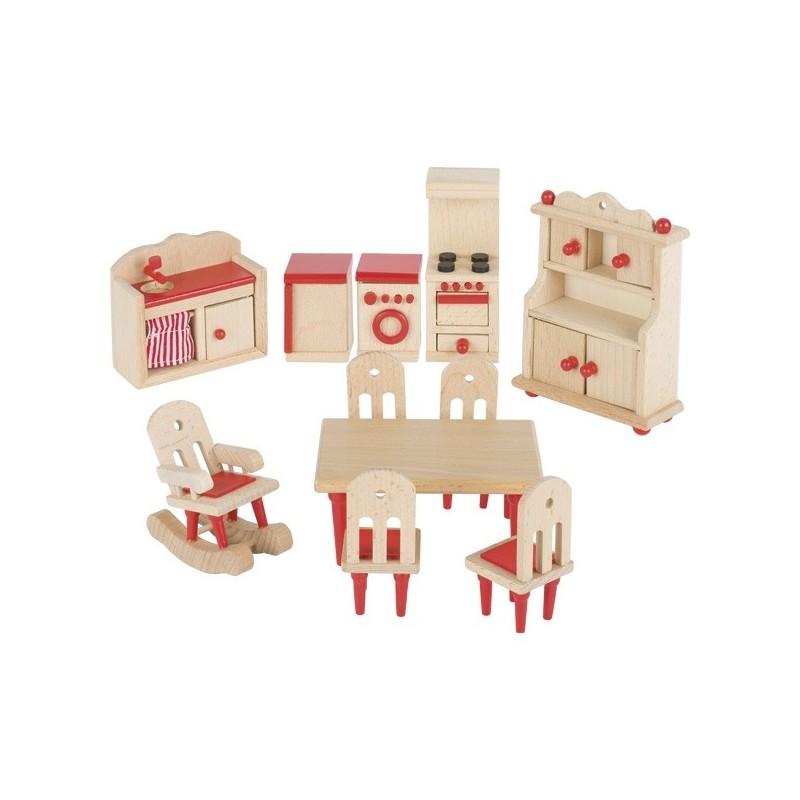 Puppenhaus Küche