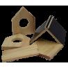Futterhaus Bausatz