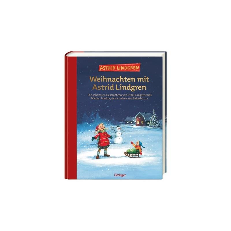 Buch: Weihnachten mit Astrid Lindgren
