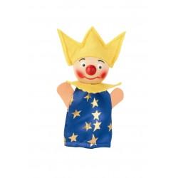 Fingerpuppe - Der junge König