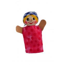 Fingerpuppe - Gretel