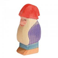 Holzfigur: Zwerg Bodo