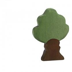 Holzfigur: Eiche