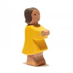 Holzfigur: Tochter II