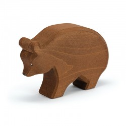 Holztier: Bär groß