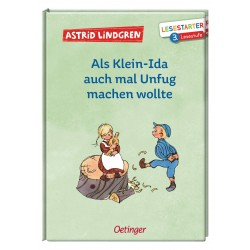 Buch: Als Klein-Ida auch mal Unfug machen wollte