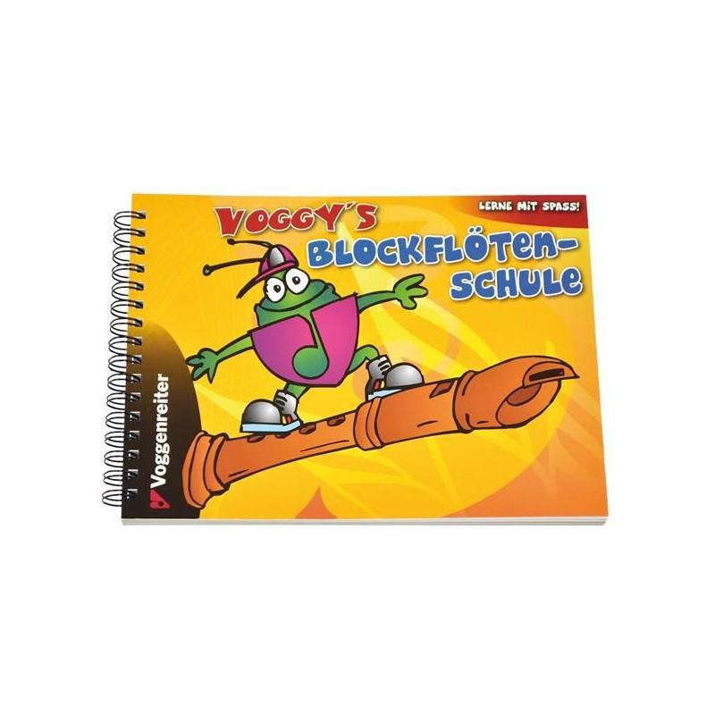 Voggy's Blockflöten-Schule