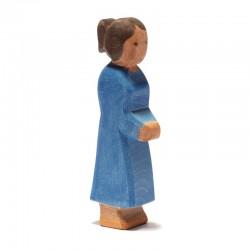 Holzfigur: Mutter II