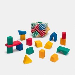 Bausteine groß, farbig
