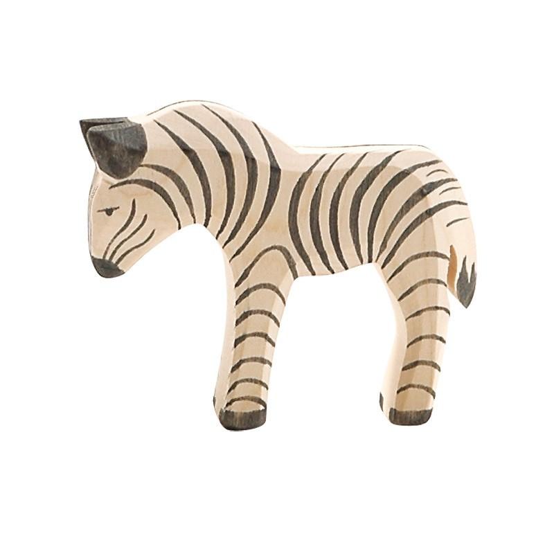 Holztier: Zebra klein