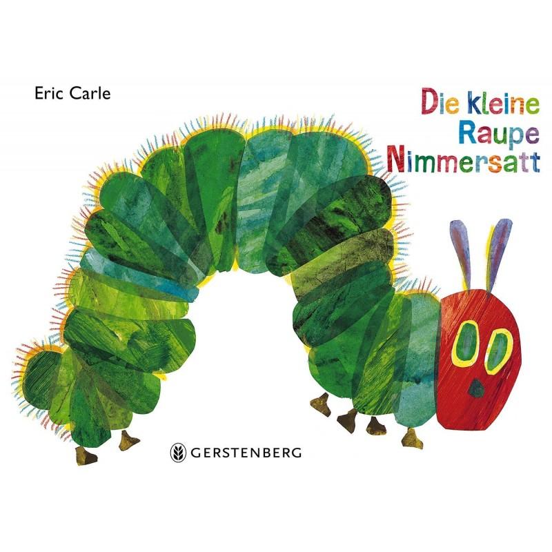 Buch: Die kleine Raupe Nimmersatt