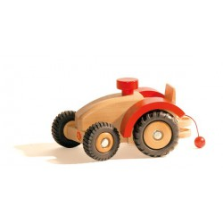 Traktor-Holzfahrzeug