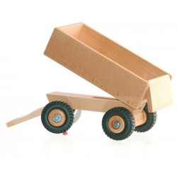 Kipper für Traktor - Holzfahrzeug
